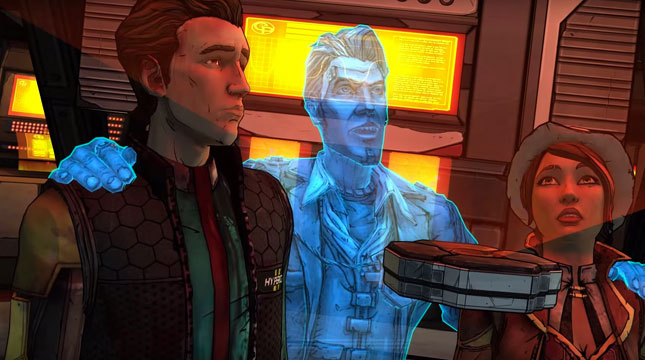 Дата выхода и трейлер Tales from the Borderlands: The Vault of the Traveler