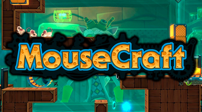 «MouseCraft» выйдет на iOS