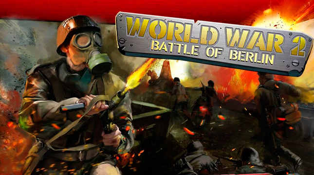 «World War 2: Battle of Berlin» — TD в сеттинге Второй мировой войны