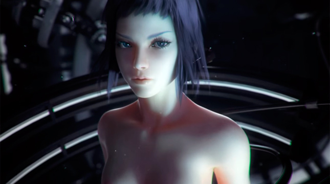 Production I.G тизерит «Ghost In The Shell — The New Movie: Virtual Reality Diver»