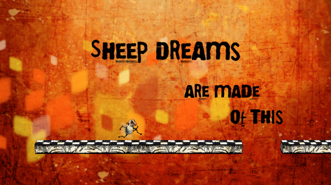 «Sheep Dreams Are Made of This» — платформер, основанный на концепции ночных кошмаров