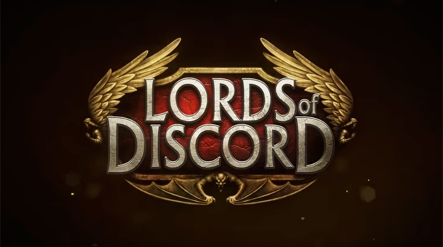 Мировой релиз «Lords of Discord» от авторов «Warhammer 40,000: Space Wolf»
