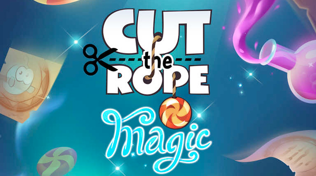 Абракадабра: «Cut the Rope: Magic» появилась в App Store!