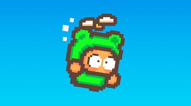 Swing Copters 2 – новая хардкорная аркада от автора Flappy Bird