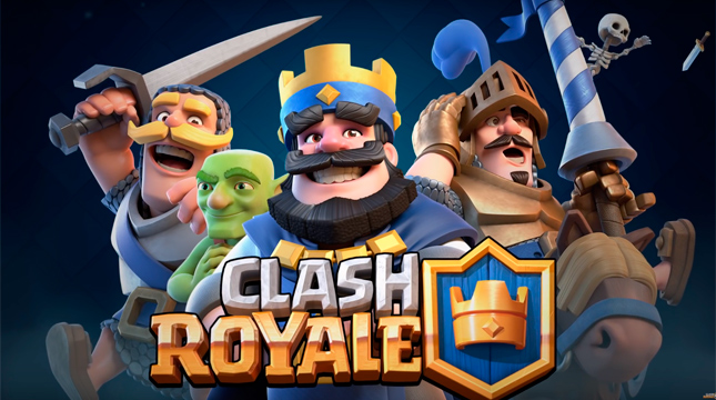 Supercell представила «Clash Royale» [пока в режиме soft launch]