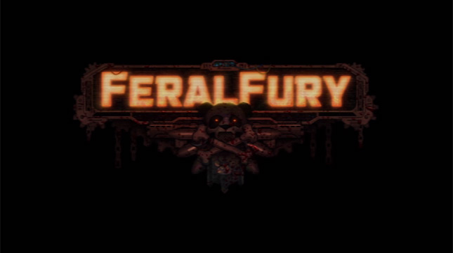 Feral Fury — top-down шутер в духе The Binding of Isaac
