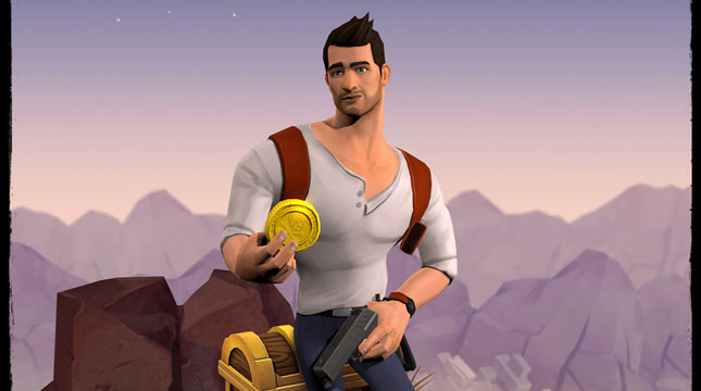 Вы ждали Uncharted на iPhone и iPad? PlayStation Mobile выпустили его