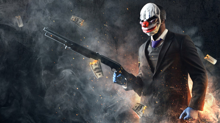 Overkill готовит «Payday: Crime War» для iOS и Android