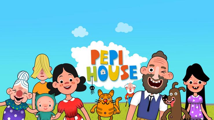 пеппи хаус игра скачать бесплатно
