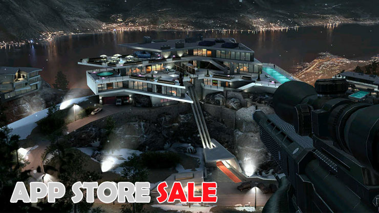 Скидки в App Store на 29 июня 2016: Hitman: Sniper, Incredipede A-2481 и многое другое