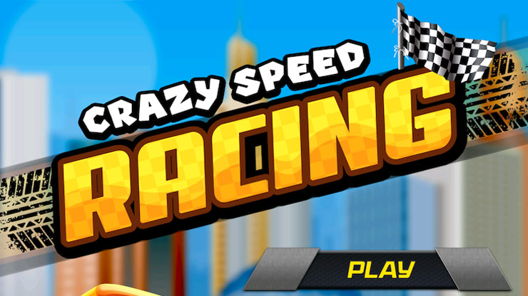 Ordinary Entrepreneurs Ltd. представила гоночную игру Crazy Speed Racing для iOS
