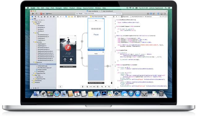 разработка приложение для ios