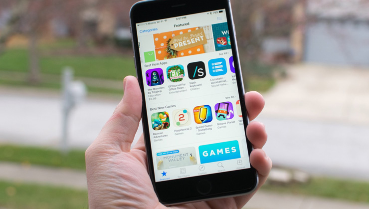 Приложение требует новую версию iOS - как установить?